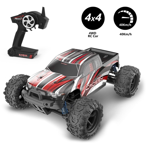 CROSSY 30mph High Speed Truck with Shock Absorber System and Water-Splash-Proof Structure (785-1) RTR