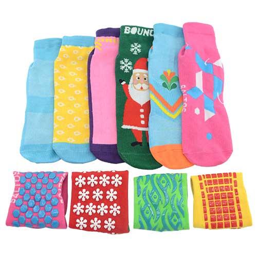 Bulk Trampoline Grip Socks Manufacturer