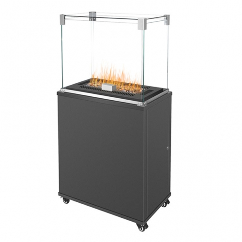 ElecFire Patio Tarrace Gas Fire Heater