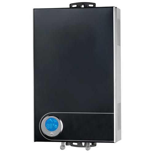 ElecFire tankless hot gas water heater stainless steel