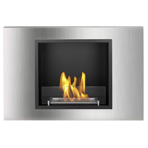 ElecFire ventless wall mounted bioethanol fireplace