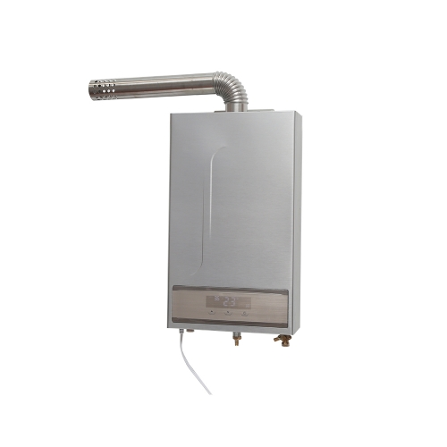 ElecFire gas water heater digital control temp.