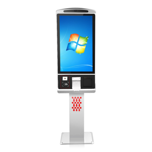 "32"" Self-Service Touch Screen Kiosk"