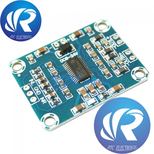 TPA3110 2X15W Digital Audio Stere Amplifier Board Module Mini Binaural AMP Controller 100dB DC 8-18V