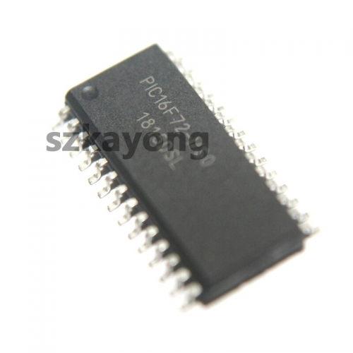 10PCS/lot new ic chip PIC16F72-I/SO PIC16F72 16F72 SOP28 IC MCU 8BIT 3.5KB FLASH 28SOIC