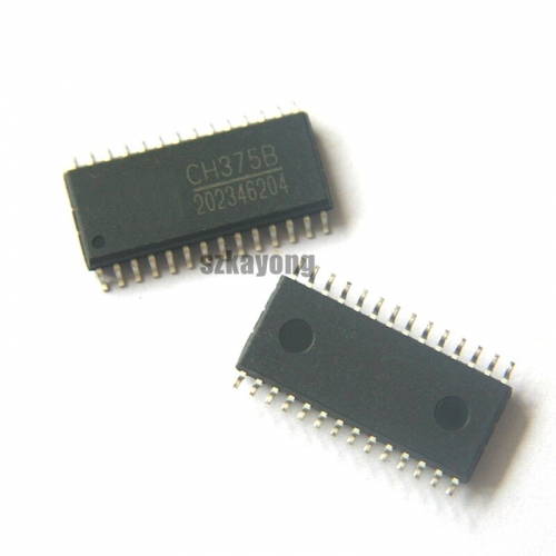 1pcs/lot new ic chip CH375B CH375 SOP-28 new IC In Stock