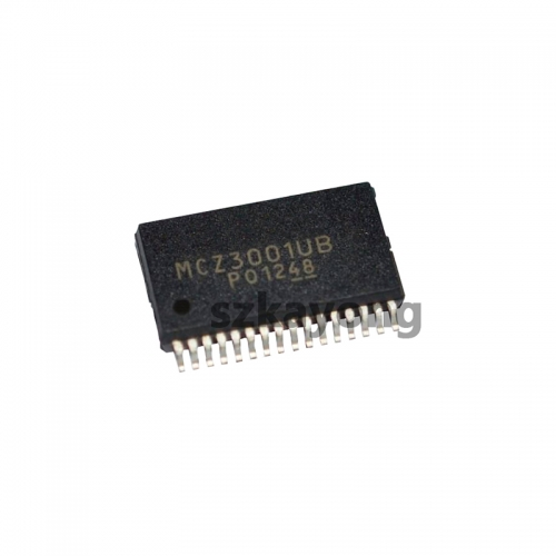 4pcs/lot MCZ3001UB SSOP-24 LCD TV high voltage driver chip In Stock