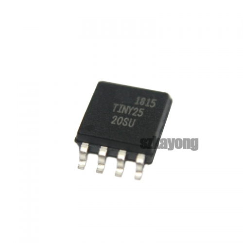 5pcs/lot ATTINY25-20SU ATTINY25 SOP-8 In Stock