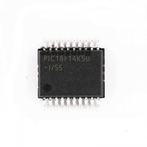 1pcs/lot PIC18F14K50 PIC18F14K50-I/SS SSOP-20 In Stock