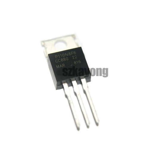 10PCS/LOT STP110N8F6 110N8F6 TO-220 80V/110A Replace 110N7F6 New original