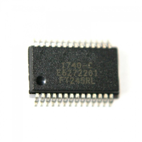 1PCS New and original FT245RL FT245R FT245 FTDI CHIP SSOP28