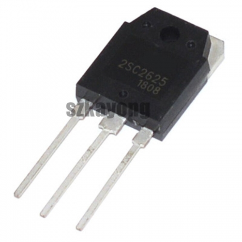 5pcs/lot new ic chip 2SC2625 TO-3P C2625 TO3P POWER TRANSISTORS(10A,400V,80W) new and original