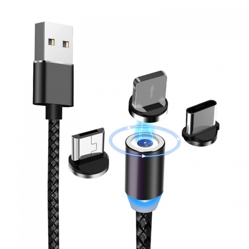 Magnetic Micro usb 3.0 cable usb c apple interface