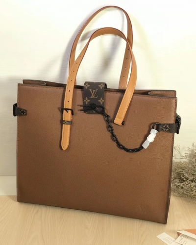 30725 [Onthego] tote Brown
