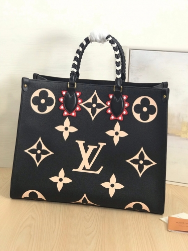 45373 [Crafty Onthego] tote Black
