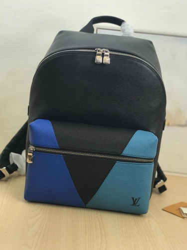 30735 [Discovery] backpack Blue