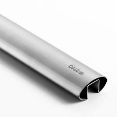 60x30x1.5mm 不銹鋼橢圓單槽 2205 材質 拉絲