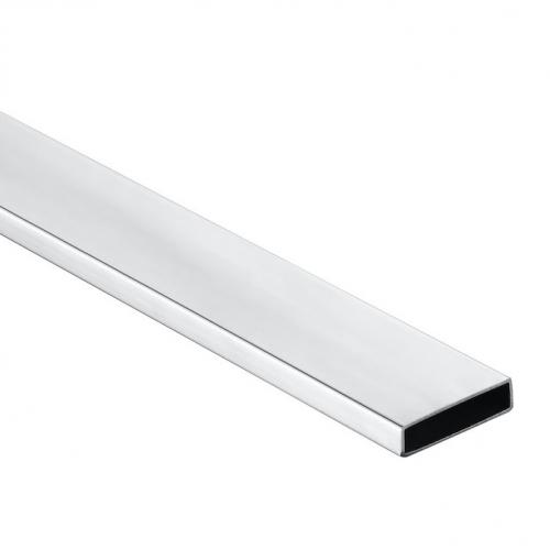 50x10x1.5mm 不銹鋼矩形管 304 材質 鏡面