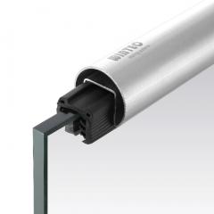 Φ42.4x1.5 mm 不銹鋼圓單槽 304 材質 砂光