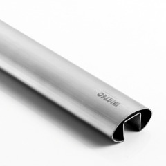 60x30x1.5mm 不銹鋼橢圓單槽 304 材質 拉絲