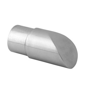 ?42.4x2.0 mm 扶手管端口蓋,304材質 砂光