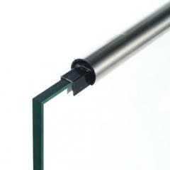 Φ25.4x1.2mm 不銹鋼圓單槽 316L 材質 鏡面