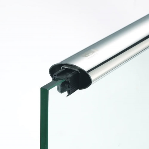 60x30x1.5mm 不銹鋼橢圓單槽 316L 材質 鏡面