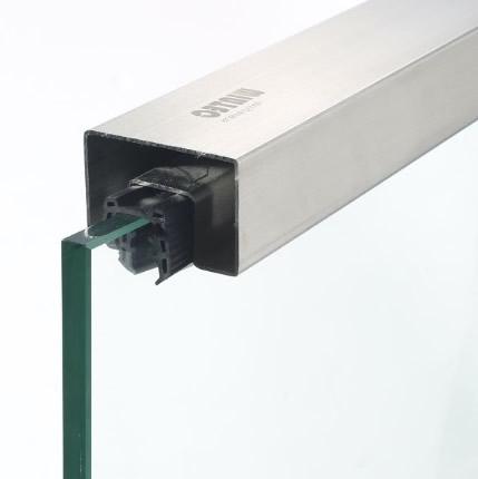 60x40x1.5mm 不銹鋼矩形單槽 316L 材質  拉絲