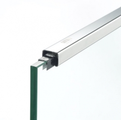 25x21x1.2mm 不銹鋼矩形單槽 316L 材質  鏡面