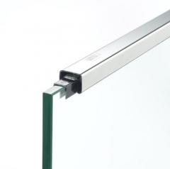 25x21x1.2mm 不銹鋼矩形單槽 2205 材質 鏡面
