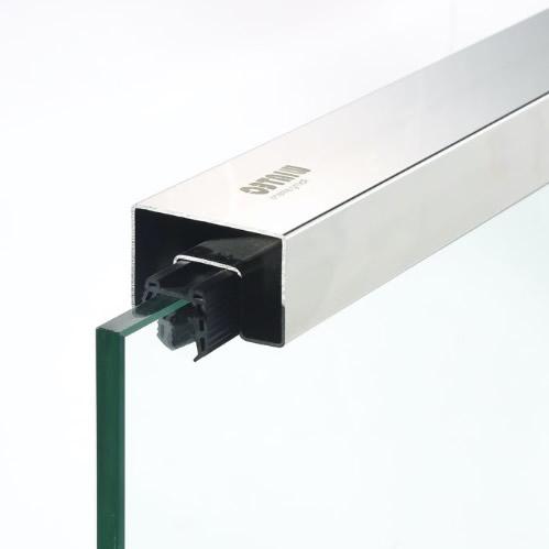 60x40x1.5mm 不銹鋼矩形單槽 316L 材質 鏡面