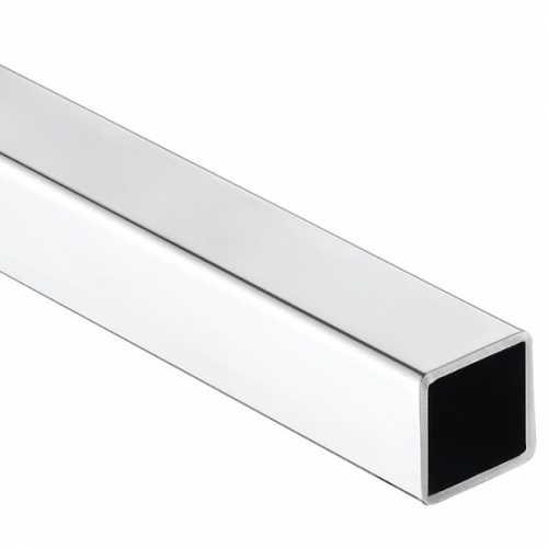 50x50x2.0mm 不銹鋼方管 316L 材質 鏡面
