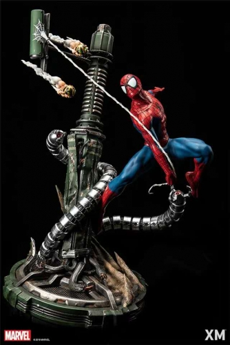 (Sold out)XM STUDIOS Marvel Spiderman 1/4 Statue