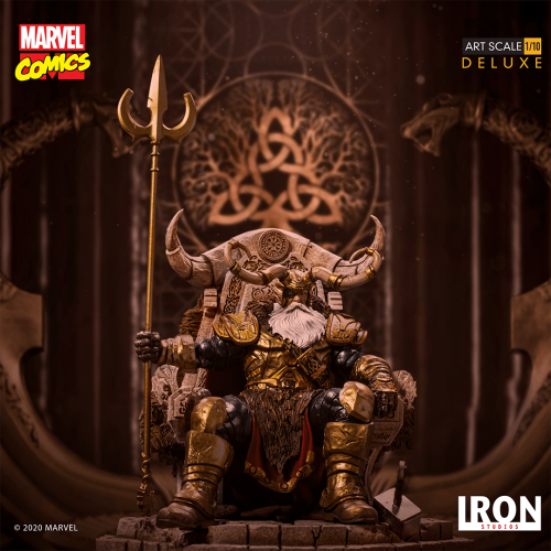 (Sold out)Iron Studios Odin Deluxe Art Scale 1/10