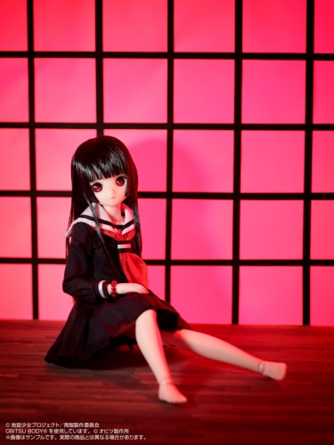 (Sold out)Azone Jigoku Shoujo Ai Enma 1/6 Doll