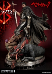 (Released)Prime 1 Studio Guts The Black Swordsman (Ocean shipping only)
