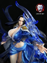 (Pre-order)One Piece Boa Hancock 1/4, 1/6 Scale Statue by Leo of the sky