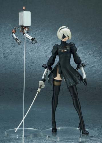 (Released)NieR Automata 2B (YoRHa No.2 Type B) DX Version Figure