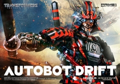 (Pre-order)Transformers: The Last Knight Autobot Drift by Prime 1 Studio