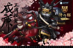 (Released)Samurai Cat On Horse By Coreplay