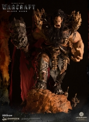 (Released)Warcraft: Blackhand Statue By Damtoys