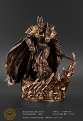 (Released)World of Warcraft Arthas Menethil Red Copper Collectibles By Orgrimmar