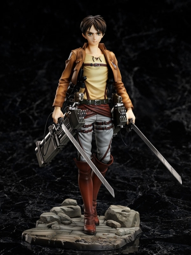 (Pre-order)Hobby Max Japan Attack on Titan Eren 1/7 Figure