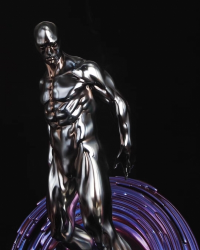 (Pre-order Closed)Custom Statue Silver Surfer Marvel Statue By Razor Studio