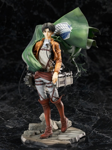 (Pre-order)Hobby Max Japan Attack on Titan Levi 1/7 Figure