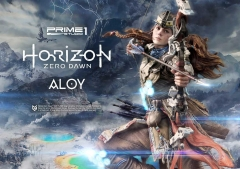 (Pre-order)EX Version Horizon Zero Dawn Aloy Shield Weaver Armor Set By Prime 1 Studio