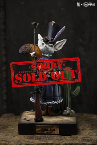 (Sold out)Jenny Sue By Mitsuji Kamata x Manas SUM