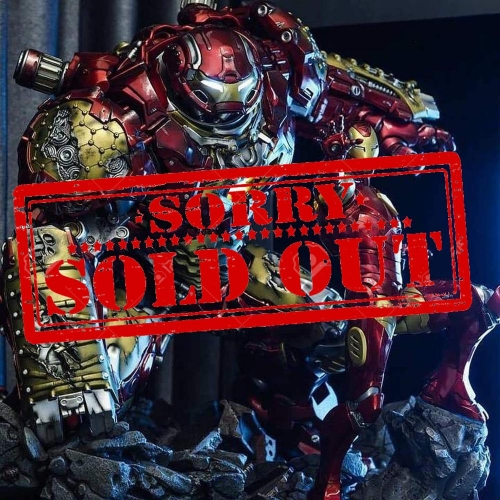 (Pre-owned)XM Studio Hulkbuster 1/4 Scale Statue