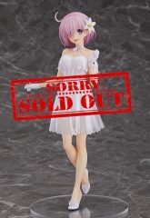 (Sold out)GSC Fate Grand Order Shielder Mash Kyrielight Heroic Spirit Formal Dress Ver. 1/7 Figure