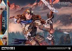 (Pre-order)Regular Version Horizon Zero Dawn Aloy Shield Weaver Armor Set By Prime 1 Studio